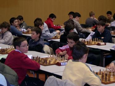Match au sommet Grégoire contre Maxime