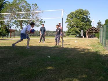 et aussi de volley