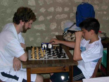 Les échecs n'étaient pas oubliés dans cette journée