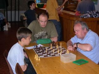 Les échecs n' ont pas été oubliés