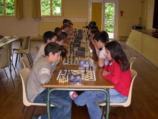 Tournoi scolaire de St Cyr ronde 01