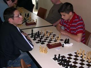 Le duel Maxime contre Adrien