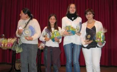 Les vainqueurs féminines