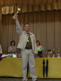 Le vainqueur du tournoi