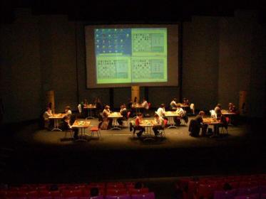 Les 1ères tables au palais des congrès