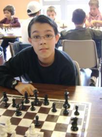 Anatole 2ème du tournoi