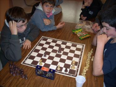 Le match pour la première place Arthur contre Guillaume