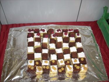 Petits gâteaux très originaux !!!