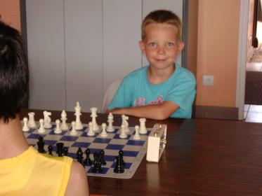 Quel plaisir de jouer aux échecs!!!!